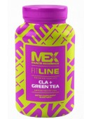 Купить КЛК (CLA) Mex Nutrition USA CLA + Green Tea (90 капс)