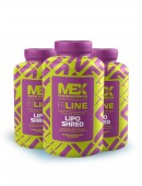 Mex Nutrition USA Lipo Shred (120 капс)