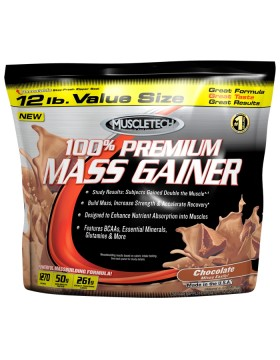 Фото Muscle Tech 100% Premium Mass Gainer 5.5 kg (5500 г)