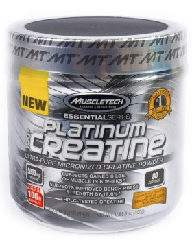 Фото Platinum Creatine (400 гр.)