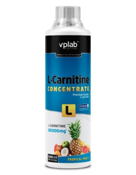 L-Carnitine Concentrate 60.000 (500 мл.)