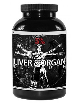 Liver and Organ Defender (270 капс.)