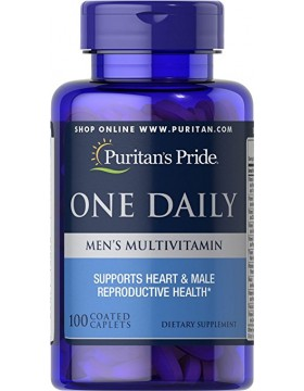 One Daily Men's Multivitamin (100 капс.)