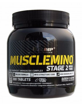 Musclemino Stage 2 Mega Tabs (300 таб.)