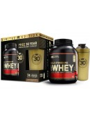 Gold Standard 100% Whey Protein + Anniversary Shaker 700ml (2273 гр) (2273 г)
