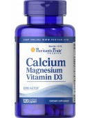 Calcium Magnesium with Vitamin D (120 таб.)