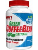 Купить Без кофеина S.A.N. Green Coffee Bean Extract (срок: 10.2018) (60 капс)