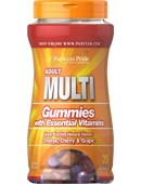 Multi Gummies with Essential Vitamins (75 таб.)