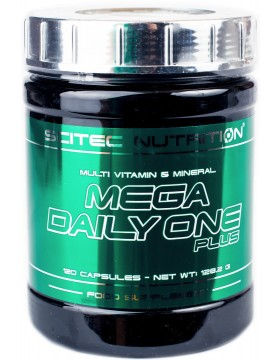Фото Scitec Nutrition Mega Daily ONE (120 капс)