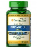Puritan's Pride Borage Oil 1000mg