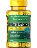 L-Theanine 200mg (90 таб.)