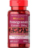 Pomegranate Extract 250 mg (60 капс.)