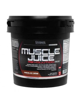 Фото Muscle Juice Revolution 2600 (5000 гр.)