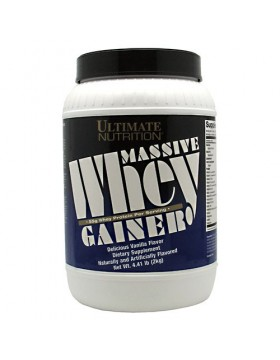 Фото Massive Whey Gainer (2000 гр.)