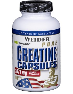 Фото Weider Pure Creatine Caps (100 капс)