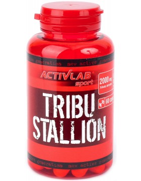Фото ActivLab Tribu stallion (60 капс)
