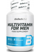 BioTech Multivitamin for Men (60 табл)