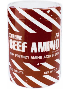 Fitness Authority Xtreme beef amino (300 табл)