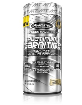 Фото Platinum Carnitine (180 капс.)