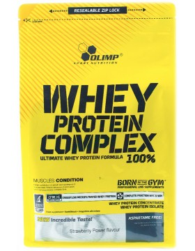 Фото Olimp Nutrition Whey Protein Complex 700 г.