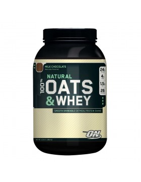 Фото Optimum Nutrition Natural Oats & Whey 1.36 kg (1360 г)