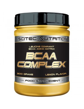 Фото Scitec Nutrition BCAA Complex 0.3 kg (300 г)