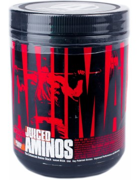 Фото Universal Nutrition Animal Juiced Aminos 0.38 kg (376 г)