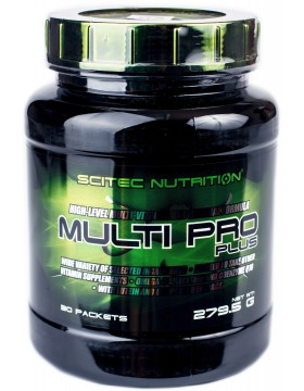 Фото Scitec Nutrition Multi PRO plus (30 пакет)