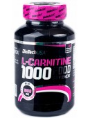 BioTech L-carnitine 1000mg (30 таб)
