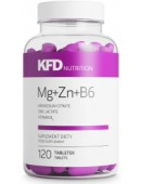 KFD Nutrition Mg + Zn + B6 (120 таб)