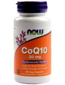 NOW CoQ10 30 mg (60 капс)