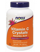 NOW Vitamin C Crystals (454 г)