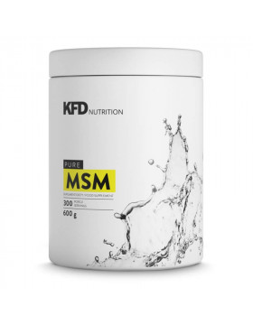 Фото KFD Nutrition Pure MSM (600 гр.) (600 г)