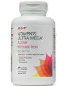 Women's Ultra Mega Active without Iron (180 таб.)