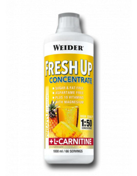 Фото Fresh Up Concentrate + L-Carnitine (1000 мл.)
