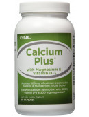 Calcium PLUS with Magnesium & Vitamin D3 (180 капс.)