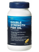 Double Strength Fish Oil (90 капс.)