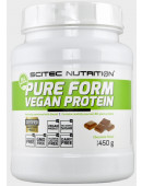 Pure Form Vegan Protein (450 гр.)