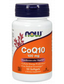 NOW CoQ10 100mg (50 капс)