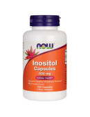 NOW Inositol (100 капс)