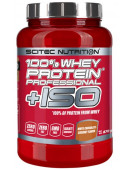Scitec Nutrition 100% Whey Protein Professional + ISO (870 г)