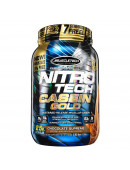 Купить Казеин MuscleTech Nitro Tech Casein Gold (1150 гр.)