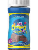 Puritan's Pride Kids Omega-3 + Vitamin D3 Gimmies (120 капс.) (120 капс)