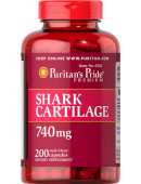 Shark Cartilage 740 mg (200 капс)