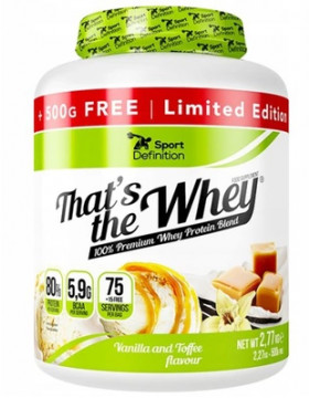Фото That's The Whey (2770 г)