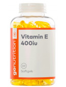VITAMIN E 400IU (60 SOFTGELS) (60 капс)