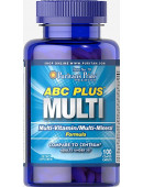 Puritan's Pride ABC Plus Multivitamin and Multimineral Formula