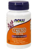 NOW 7-KETO 100mg (30 капс)