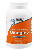 NOW Omega 3 (500 капс)