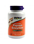 NOW Papaya Enzyme (180 капс)